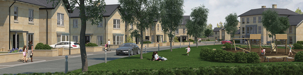 Langley Park Development, Chippenham